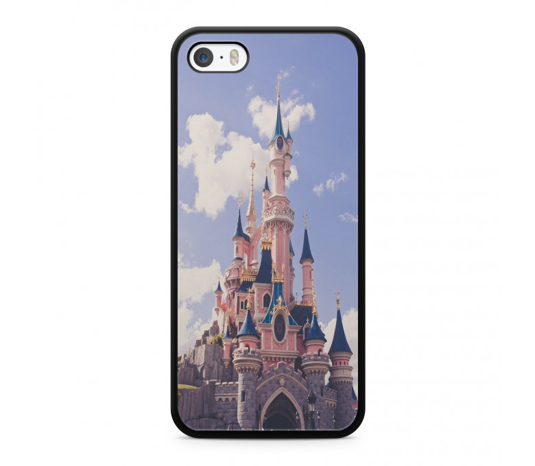 coque iphone 5 chateau disney
